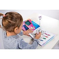 Книжка-раскраска мягкая Milady, с 2-х лет (Chicco, Италия)