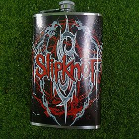 Металлическа фляжка Slipknot