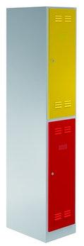 Шкаф для одежды, 2 секции - 950/2 UNIOR