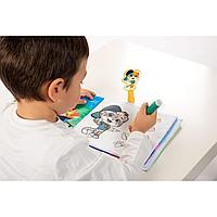 Книжка-раскраска мягкая Lampo, с 2-х лет (Chicco, Италия)