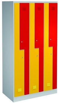 Шкаф для одежды, 6 секций - 950/6Z UNIOR