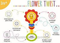 Погремушка Happy Baby Flower twist, фото 2