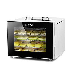 Сушилка для продуктов Kitfort КТ-1915-2 белый