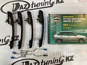 Ручки дверные наружние «ТюнАвто» ВАЗ-2109,21099/2114,2115
