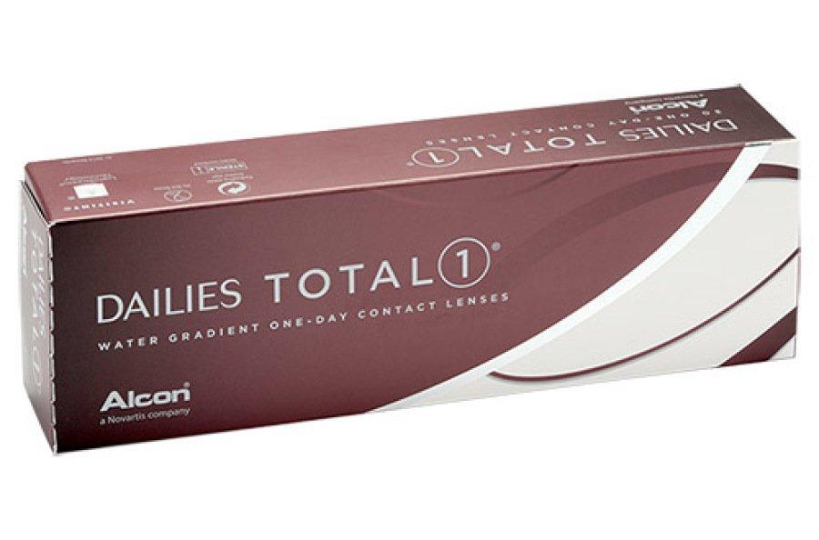 Контактные линзы Dailies Total 1 day от Alcon - фото 3