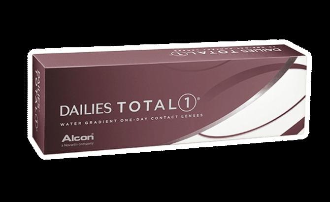Контактные линзы Dailies Total 1 day от Alcon - фото 5