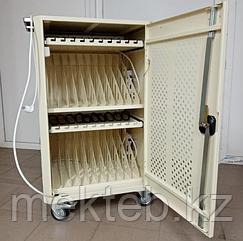 Тележка для зарядки и хранения 20 ноутбуков