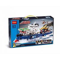 Jisi Bricks 3370 Конструктор Исследователь океана, 1342 дет. (Аналог LEGO 42064)