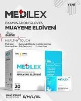 Перчатки MEDilex (Винил, латекс)