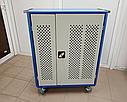 Тележка для зарядки и хранения 30 ноутбуков, фото 2