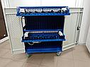 Тележка для зарядки и хранения 30 ноутбуков, фото 3