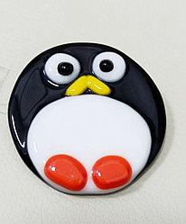 Брошь / пингвин