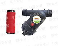 Фильтр дисковый Y образный 120 mesh 1' 25mm Erhas