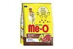 Me-O Adult Beef & Vegetables, для взрослых кошек, с говядиной и овощами