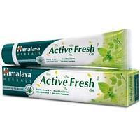 Аюрведический зубной гель Himalaya Active Fresh