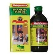 Shankhapushpi syrup (Шанкхапушпи сироп) - помогает улучшить концентрацию