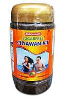 CHYAWAN-VIT Baidyanath - диабетический чаванпраш с миндалём и ашвагандхой (без сахара)