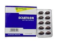 Sciatilon (Скиатилон) - для лечения остеохондроза, радикулита, болей в спине