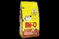 Me-O Kitten, для котят, с говядиной и овощами