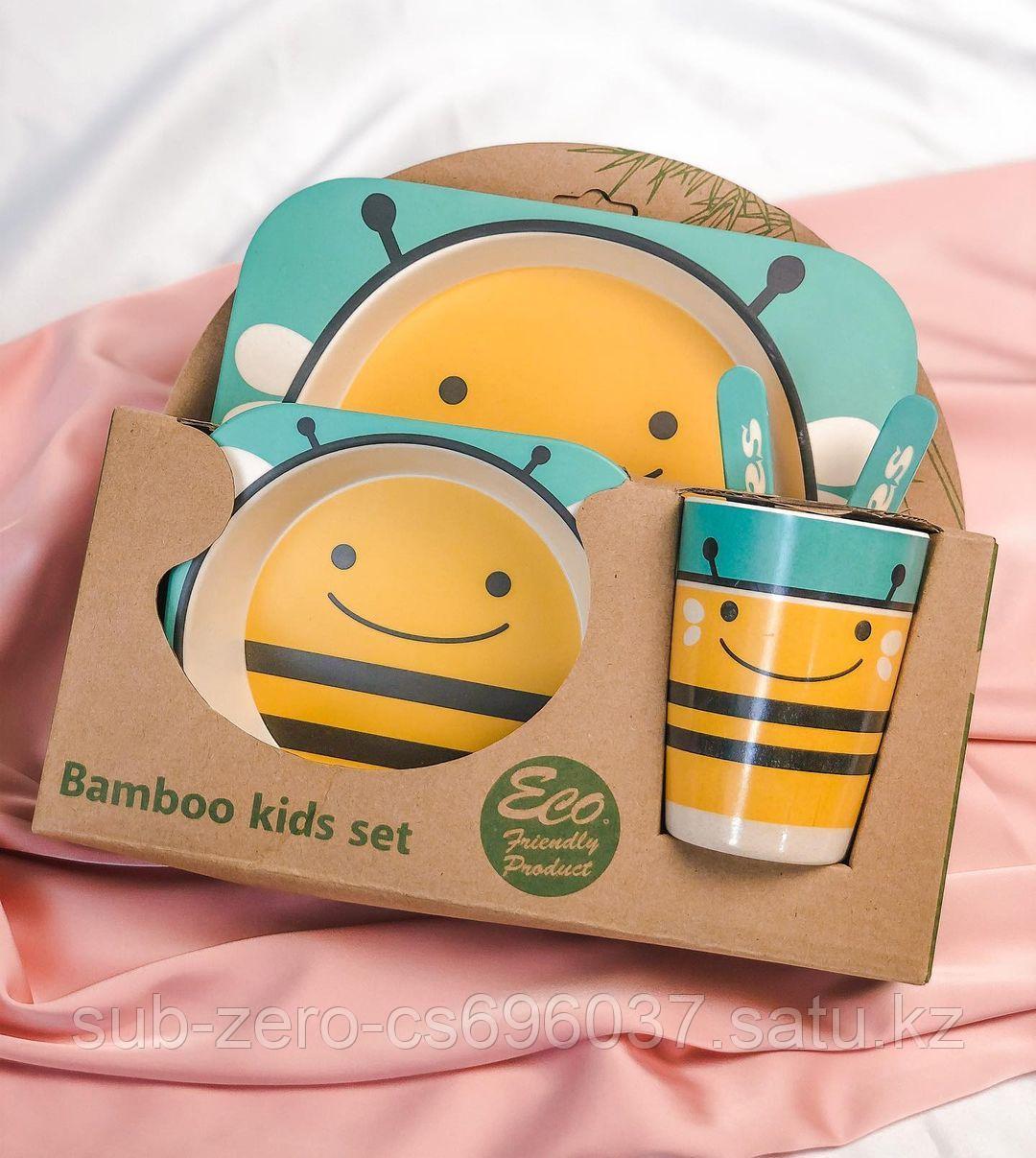 Набор детской посуды Bee