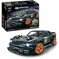 Decool 33003 Конструктор Ford Mustang Hoonicorn V2, 3145 дет. (Аналог LEGO 22970)