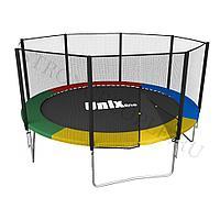 Батут UNIX line Simple 12 ft (outside) (color)