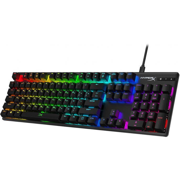 Клавиатура игровая HyperX Alloy Origins HX-KB6BLX-RU