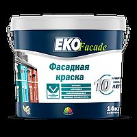 Фасадная краска Eko facade (эко фасад), база А