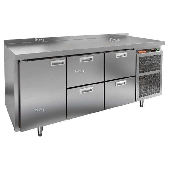 Стол холодильный Hicold GN 122/TN ..-2/+10°С