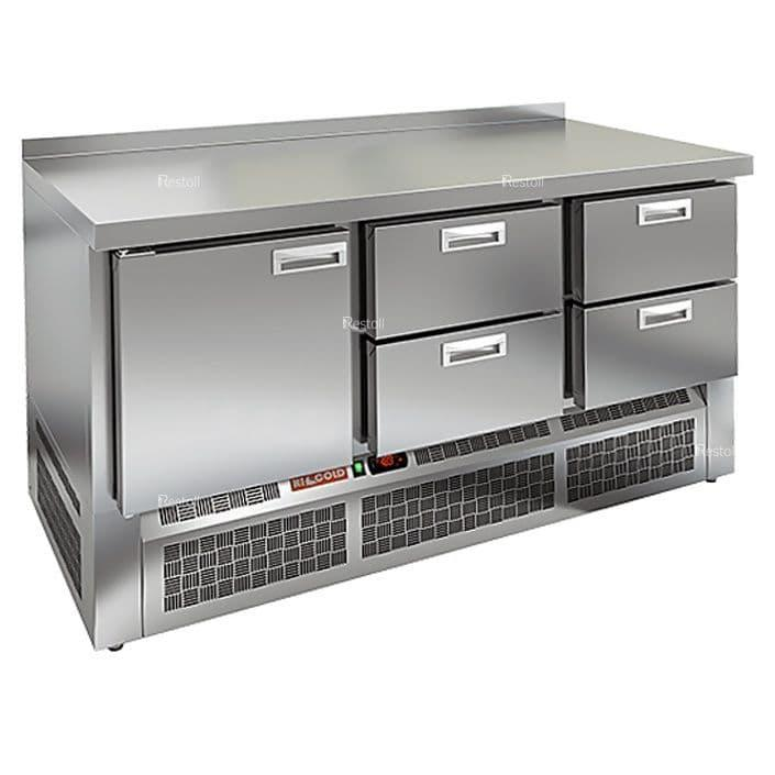 Стол холодильный Hicold GNE 122/TN ..-2/+10°С