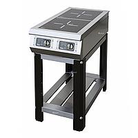 Плита индукционная Grill Master Ф2ИП/800 (на подставке)