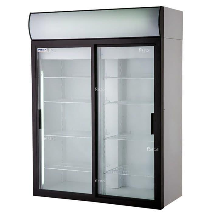 Шкаф холодильный Polair DM 114Sd-S купе