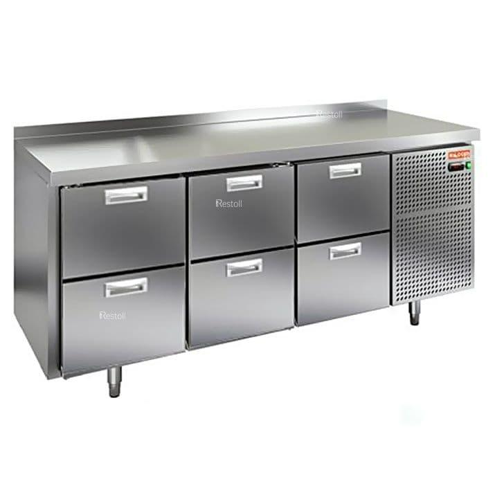 Стол холодильный Hicold GN 222/TN ..-2/+10°С