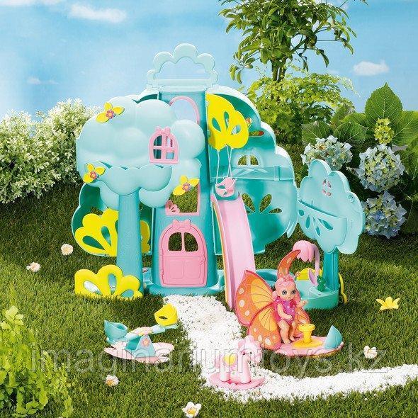 Baby Born Surprise Домик на дереве игровой набор с куклой - фото 2