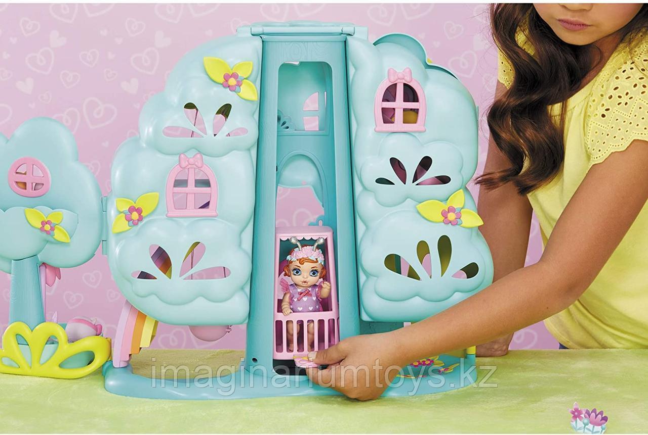 Baby Born Surprise Домик на дереве игровой набор с куклой - фото 9