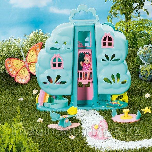Baby Born Surprise Домик на дереве игровой набор с куклой - фото 10