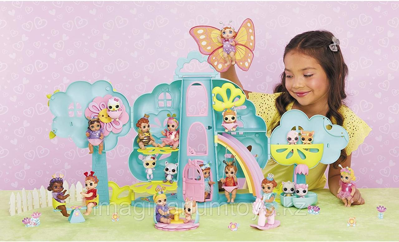 Baby Born Surprise Домик на дереве игровой набор с куклой - фото 6
