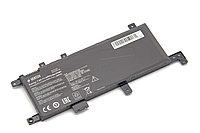 Аккумулятор для ноутбука Asus x542 ОРИГИНАЛ (C21N1634) 7.6 В/ 4400 мАч, черный
