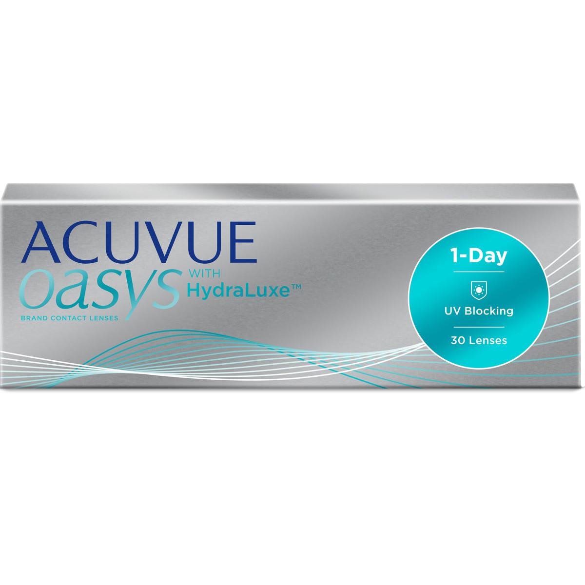 Контактные линзы Acuvue Oasys HydraLuxe, упаковка 30 шт - фото 2