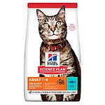 Hill's Adult для взрослых кошек, тунец, уп.2 кг