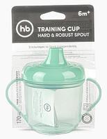 Поильник Happy Baby 170 мл Training Cup (Olive,Lilac) 170 мл, фото 3