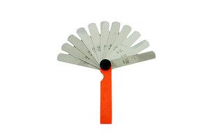 Набор щупов №4 70мм (0.1-1.0мм) (ТЕХМАШ)