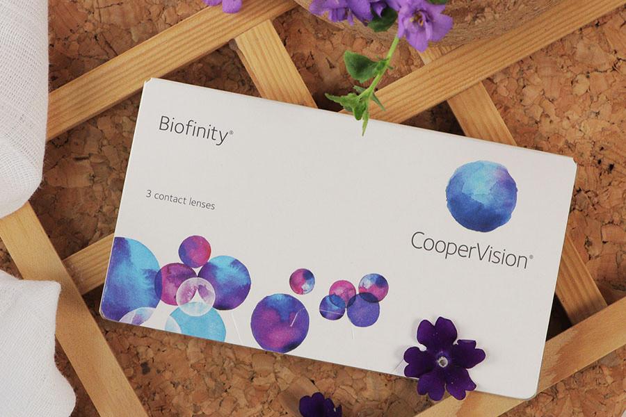 Контактные линзы CooperVision Biofinity 6 линз - фото 3