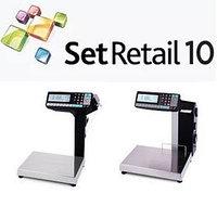 Теперь весы с печатью этикеток совместимы с SetRetail10