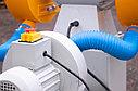Двухдисковый шлифовальный станок с пылесосом BKL-3000, фото 3