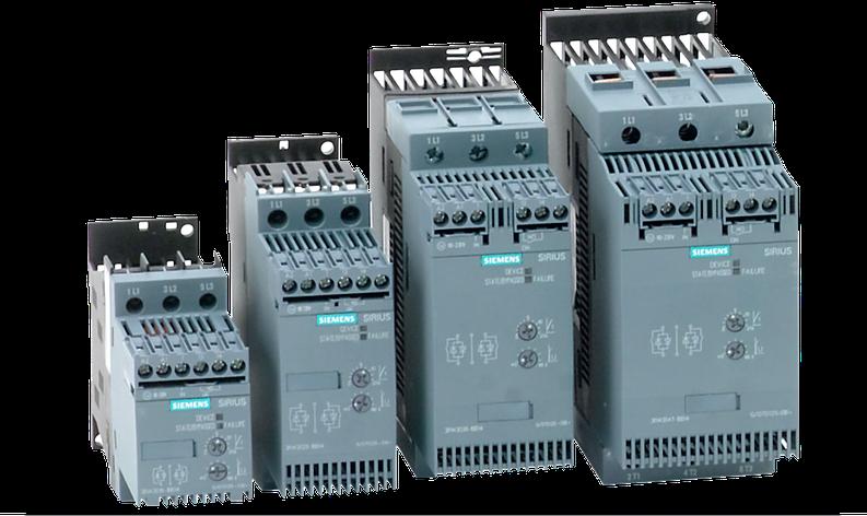 Диагностика и ремонт устройств плавного пуска Siemens, фото 2