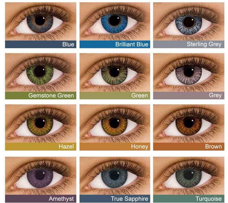 Цветные контактные линзы AIR OPTIX COLORS - фото 5
