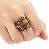 """Кольцо-перстень """"Огонь"""", фото 4"""