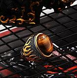 """Кольцо-перстень """"Огонь"""", фото 6"""