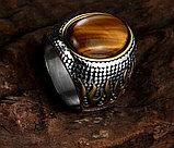 """Кольцо-перстень """"Огонь"""", фото 8"""
